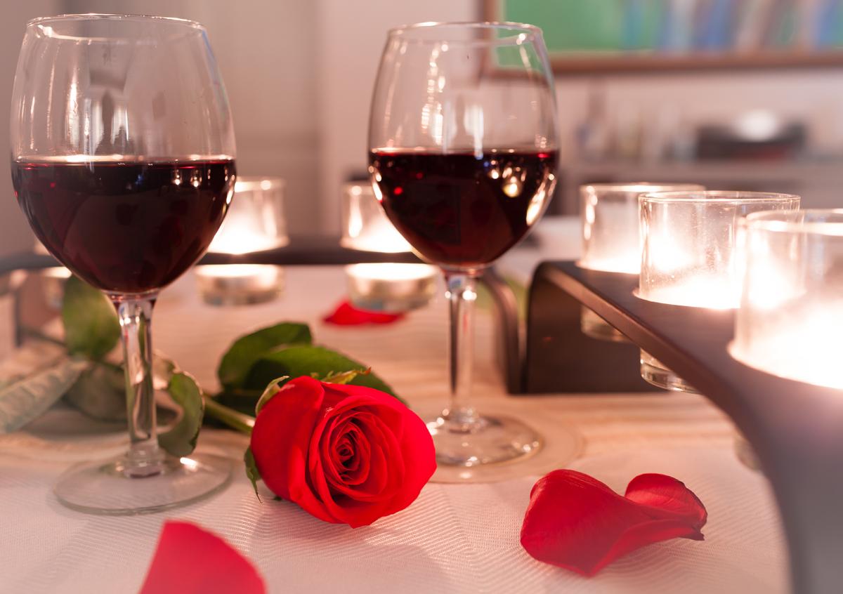 valentines day wine and food pairing - Valentines Day Wine